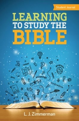 Learning To Study The Bible