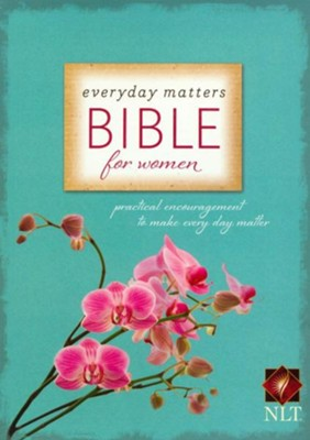 NLT Everyday Matters, Bible For Women
