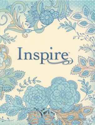 NLT Inspire Creative Journaling Bible