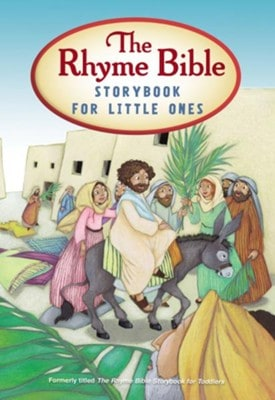 They Rhyme Bible Storybook