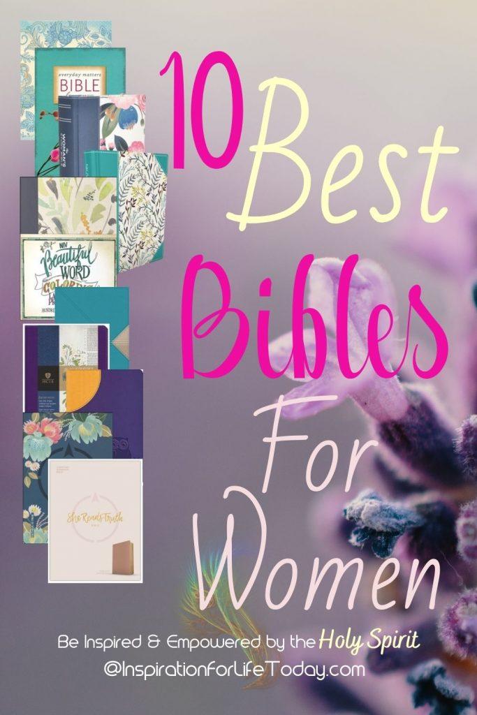 10 Best Bibles For Women