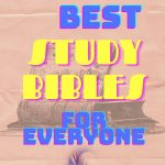 22 Best Study Bible for Everyone