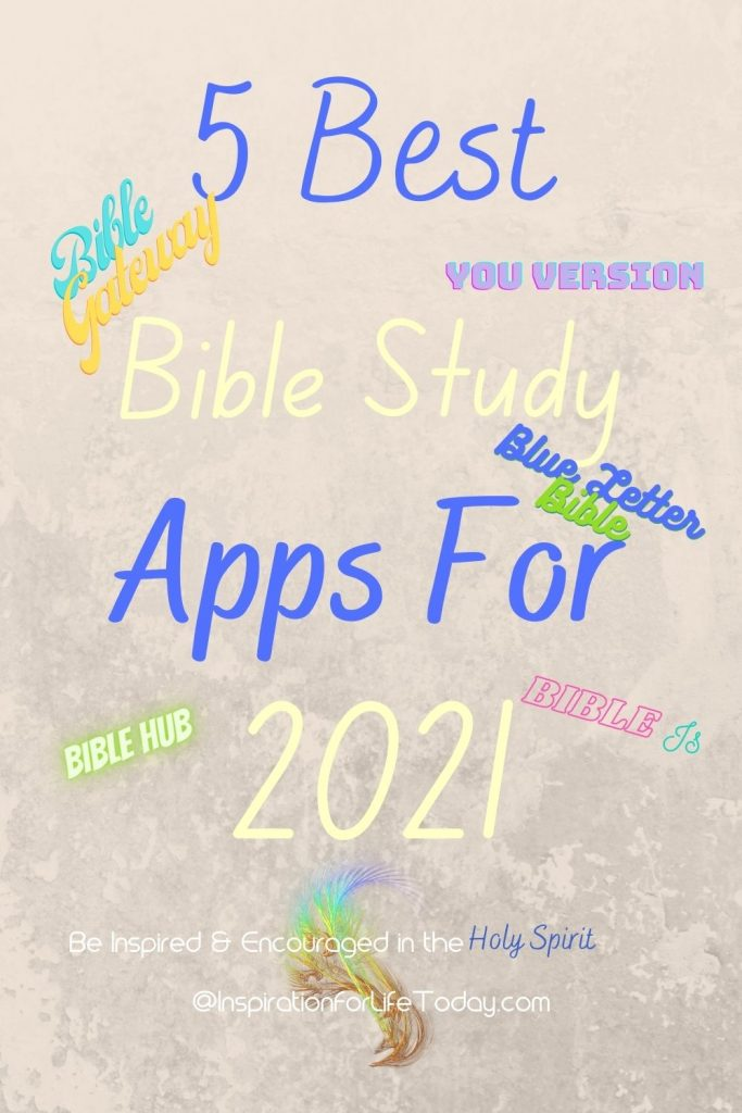 5 Best Bible Study Apps for 2021